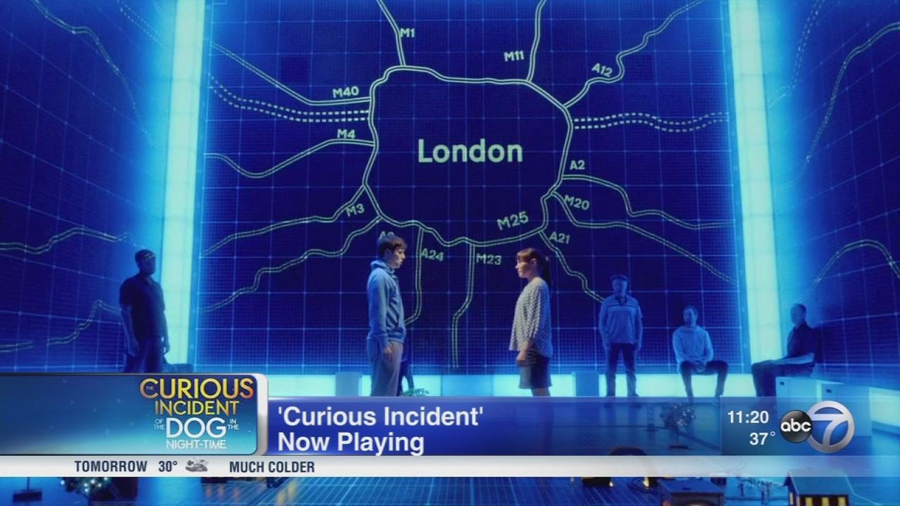 Broadway smash hit playing at Oriental Theatre