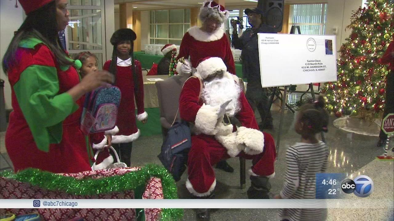 Operation Santa arrives in Chicago