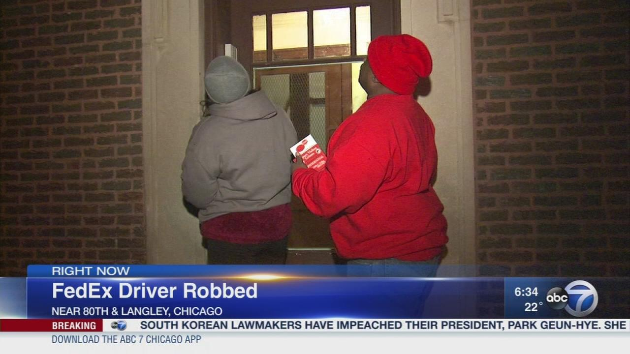 Chatham fights back against robbers