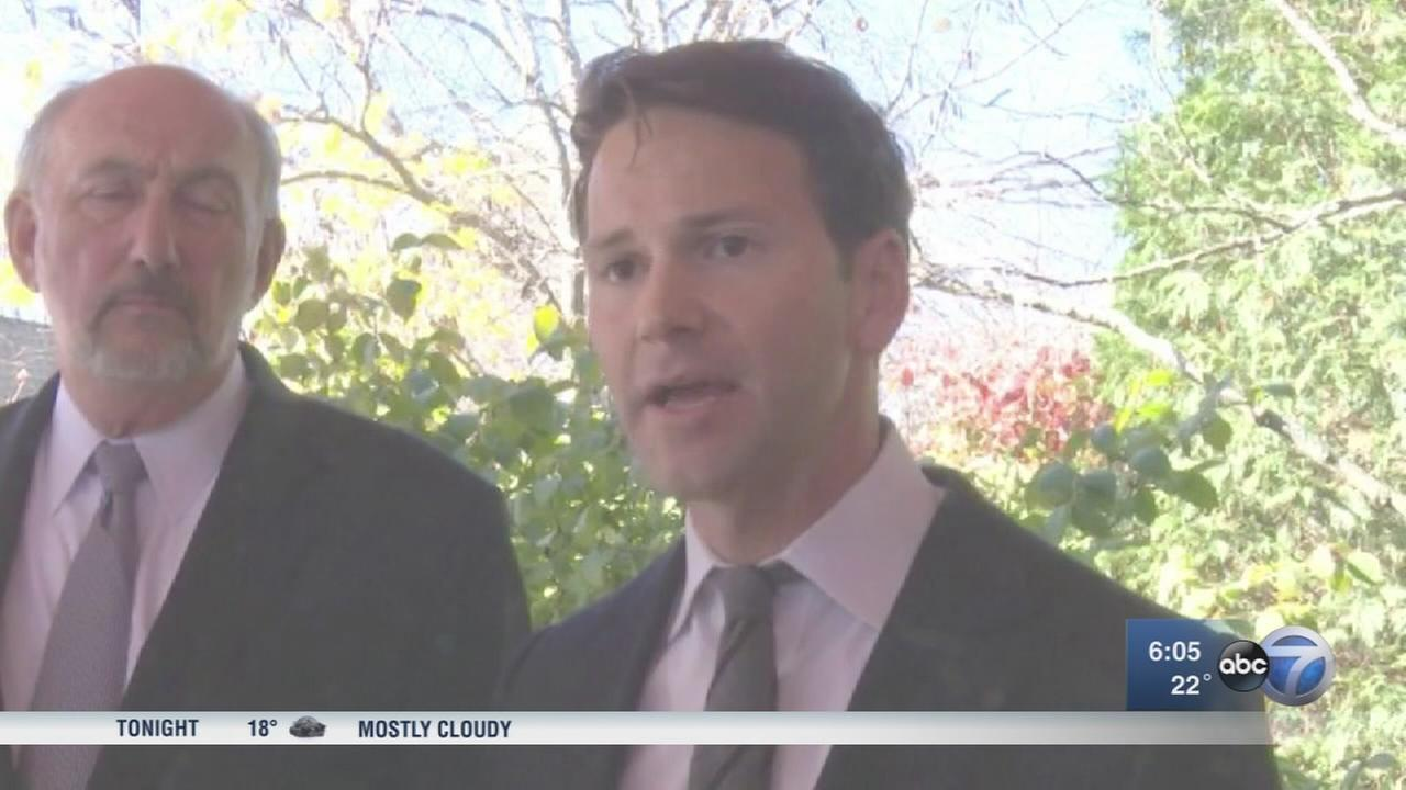 Ex-congressman Aaron Schock says government wants to silence him