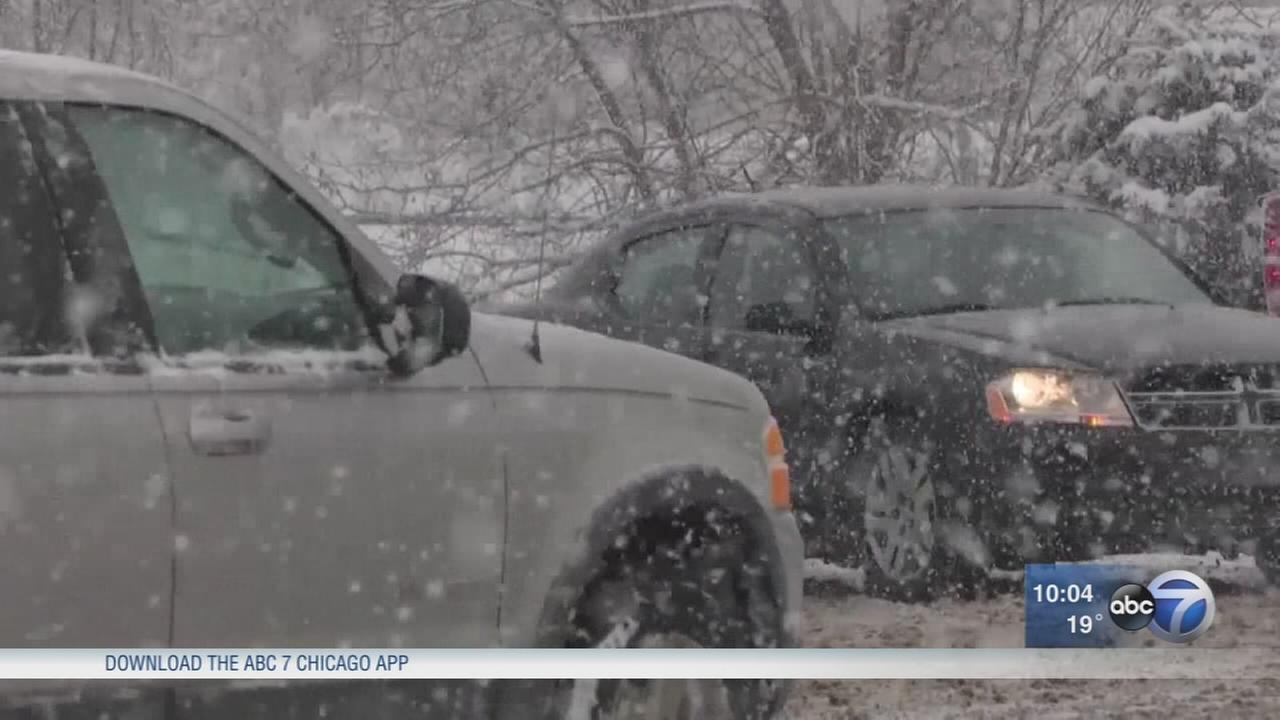 CTA prepares for weekend snow storms; 5-10 inches expected