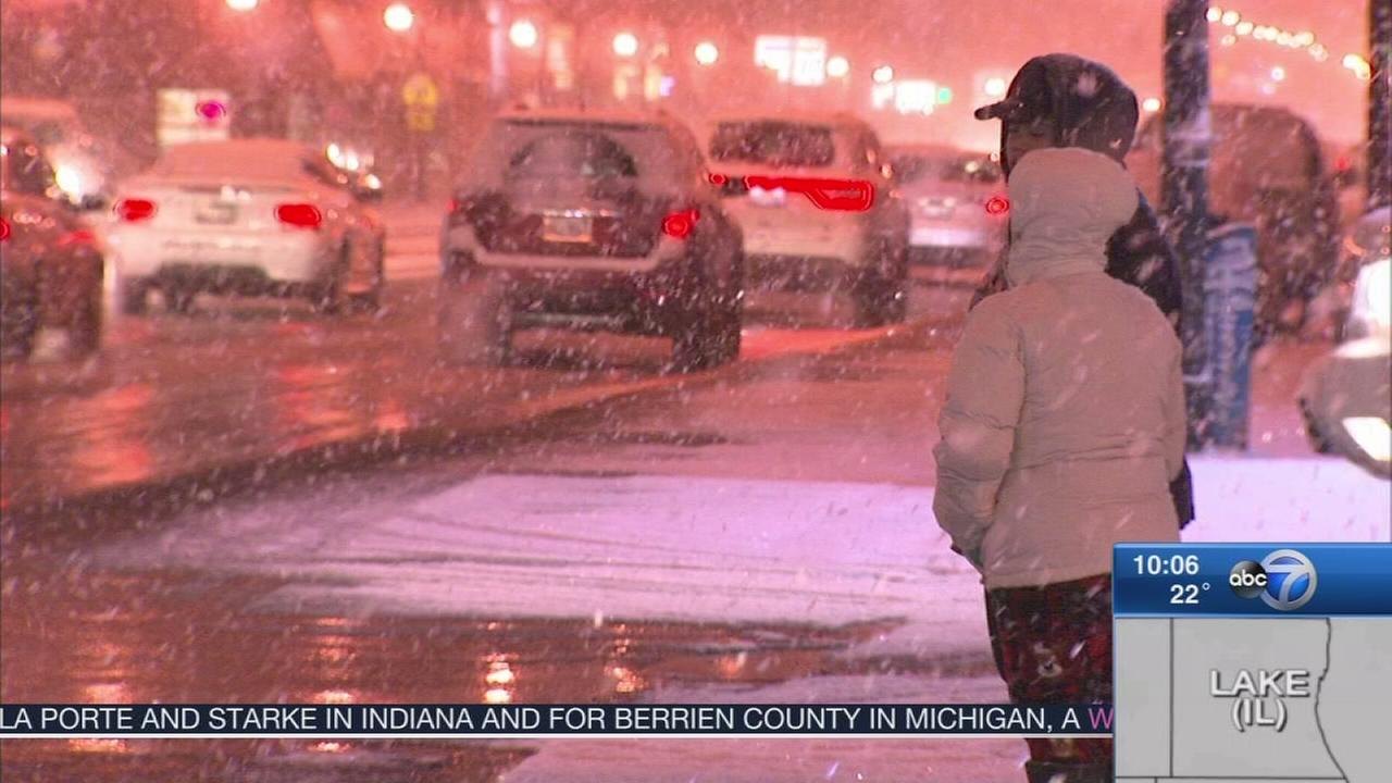 Chicago Weather: Snow storm to dump 6-10 inches