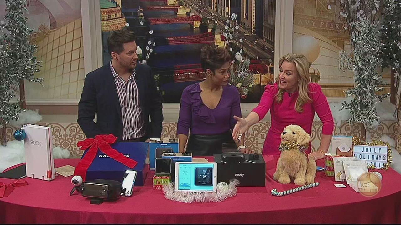 Holiday tech gifts