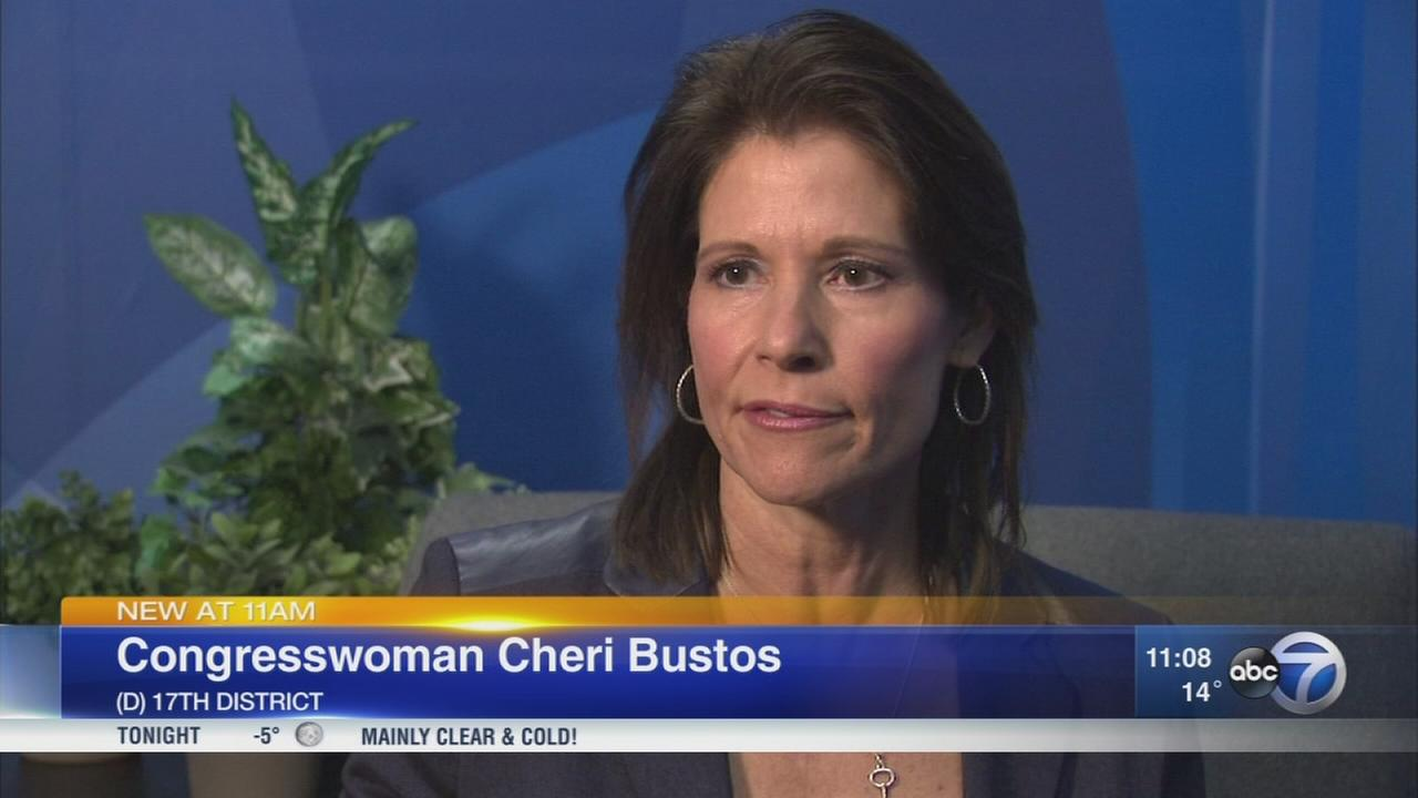 Ill. Dem Bustos to take higher profile role after re-election to Congress