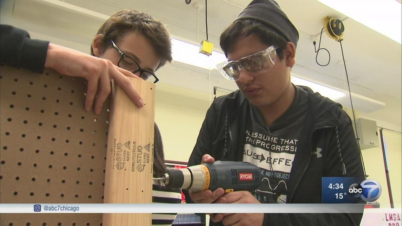 CPS creates easier path to teaching for STEM professionals
