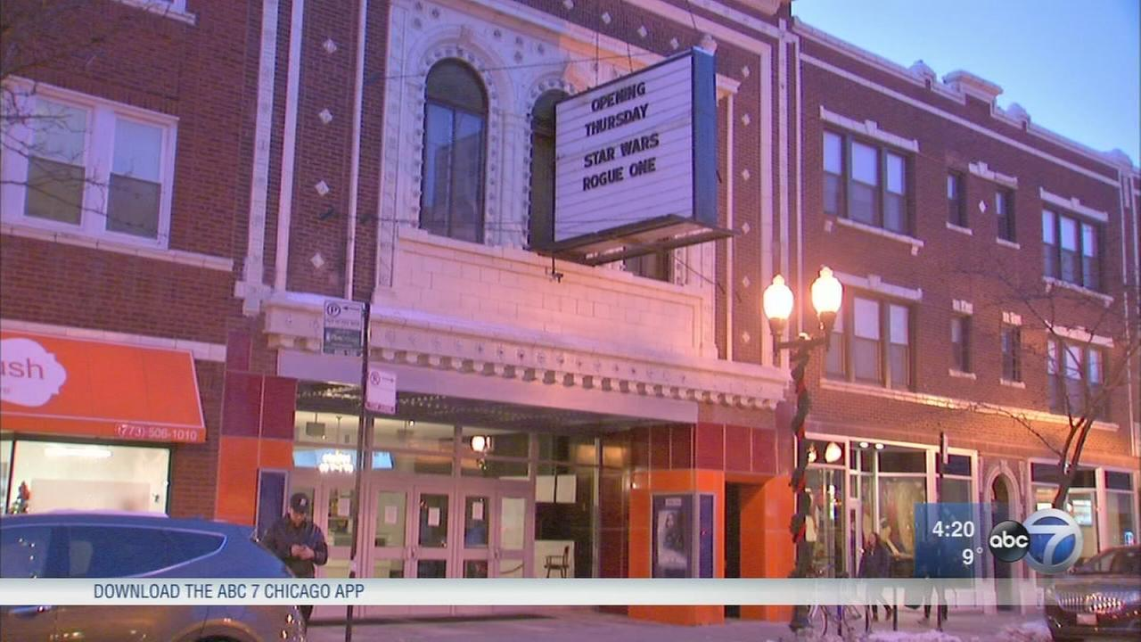 Historic Davis Theater reopens with restaurant, bar