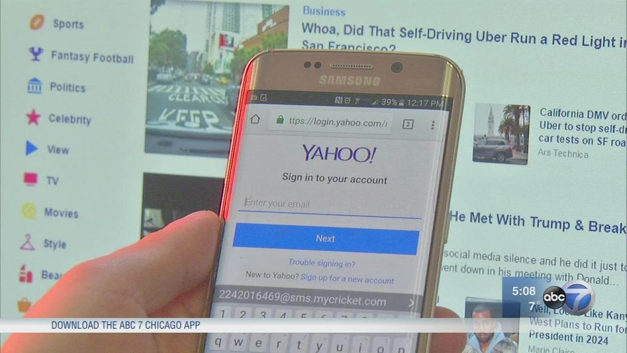 How to protect your accounts following Yahoo hack