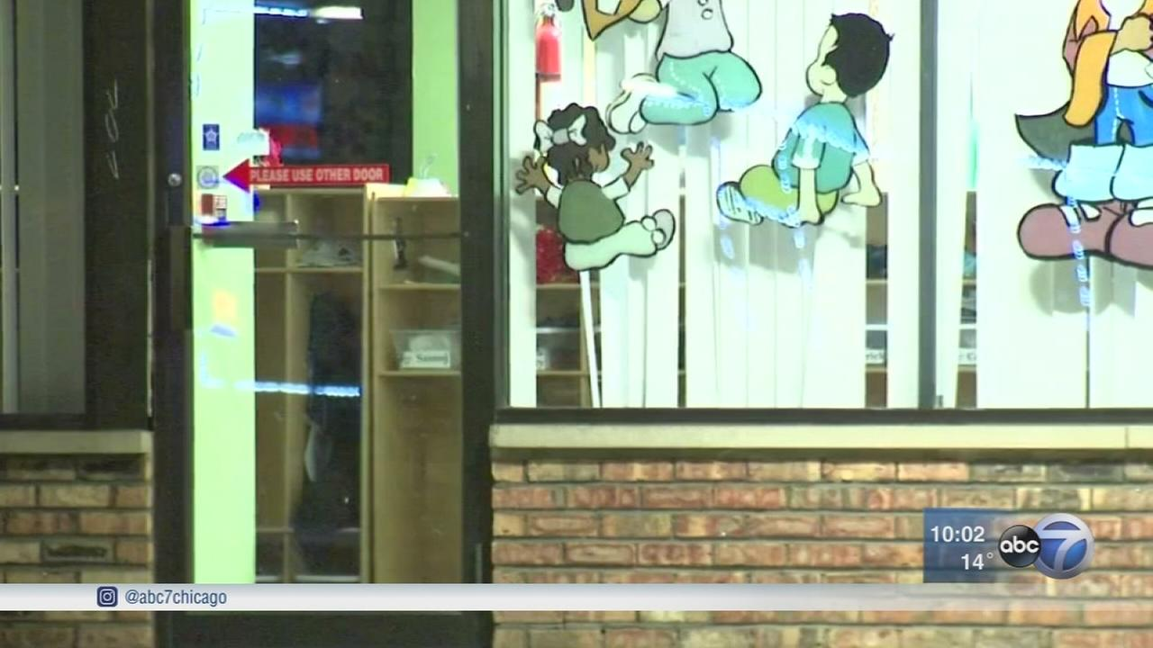 Teacher injured by stray bullet at Calumet City daycare
