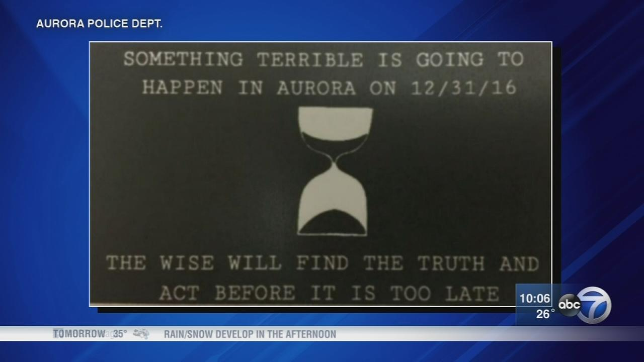 Ominous notes left on hundreds of cars in western suburbs