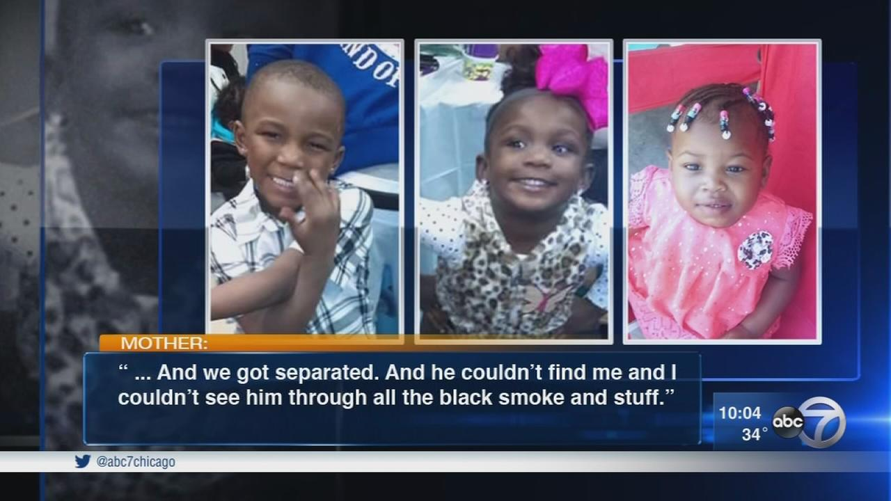 3 children killed in Gary, Ind., apartment fire