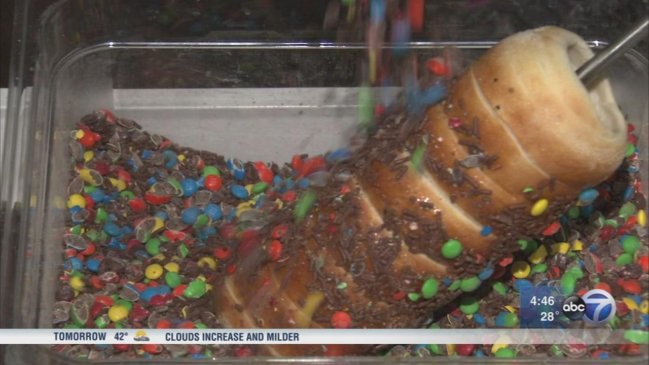 Barrington bakery cranks out Illinois best donut