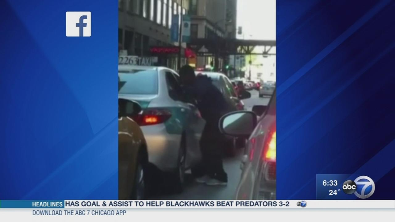 Thieves target downtown drivers