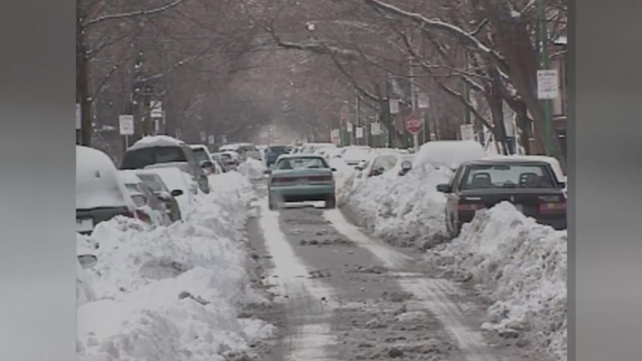 Blizzard of 1999 among worst in Chicago history