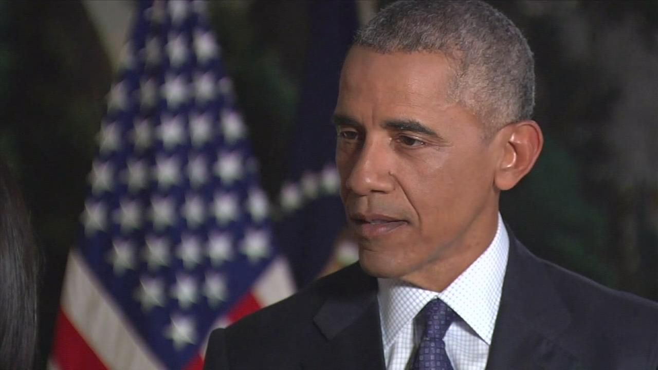 Full interview with President Barack Obama