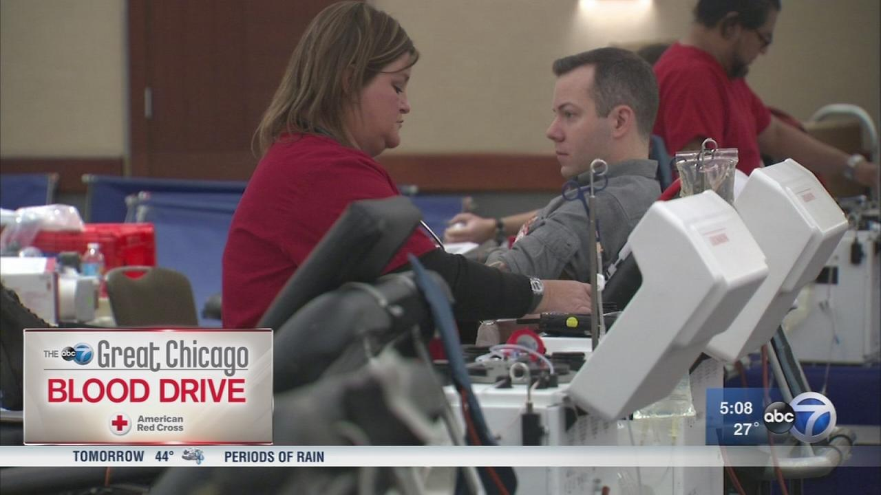 Great Chicago Blood Drive