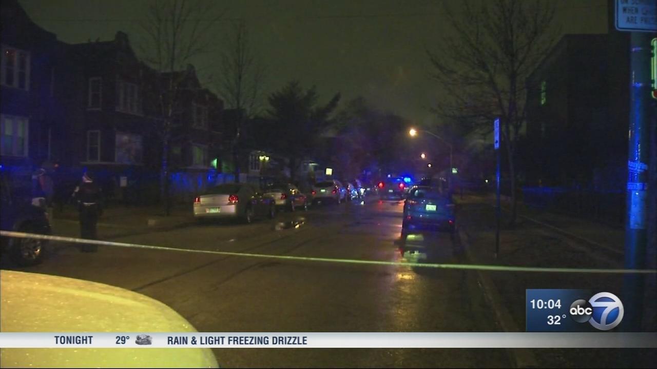 1 dead, 3 injured in Brighton Park shooting