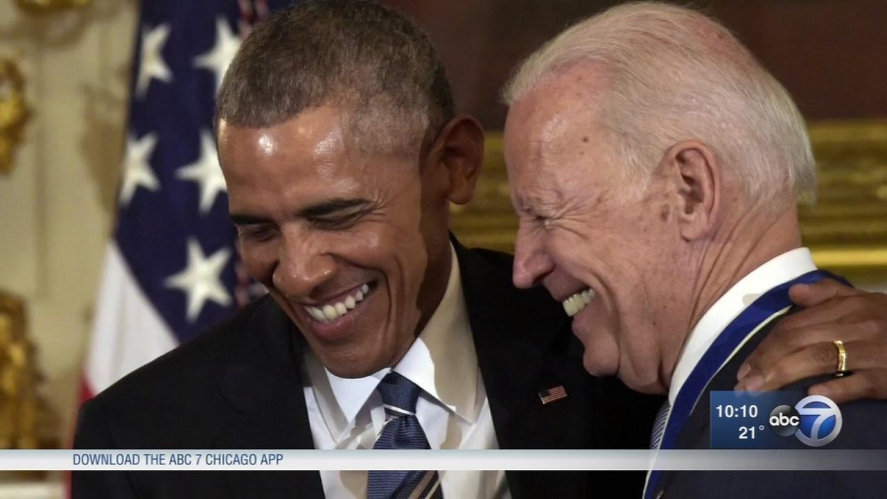 Obama surprises Joe Biden with Presidential Medal of Freedom