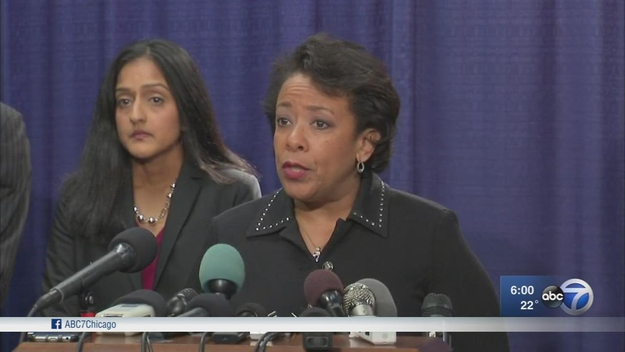 DOJ releases blistering report on CPD