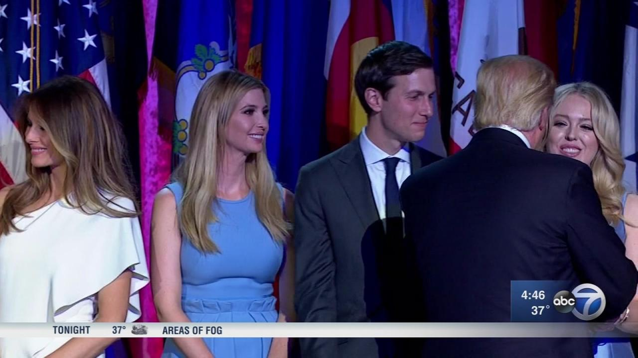 Meet the Trumps: A closer look at the new first family