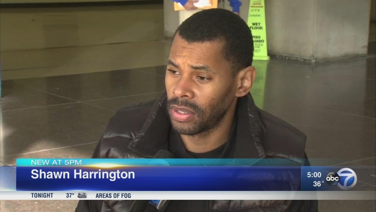 Harrington shooting trial