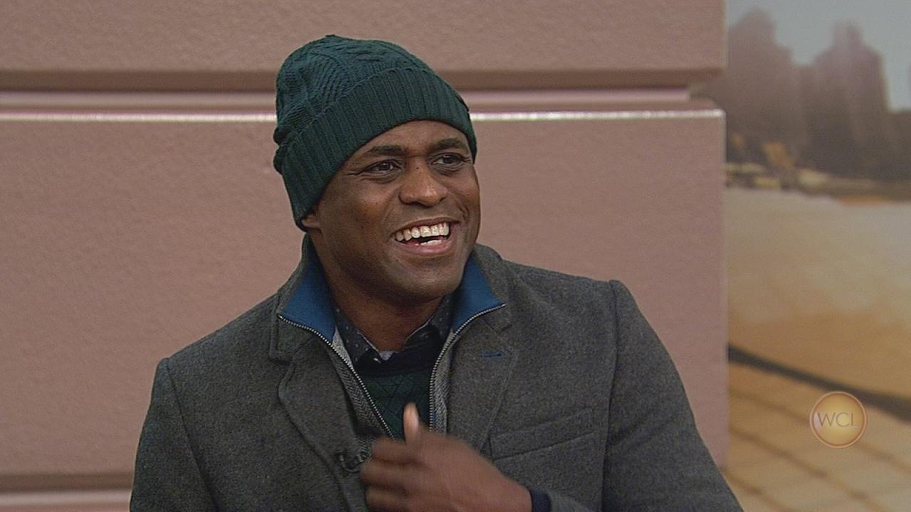 Wayne Brady talks about debut in Hamilton
