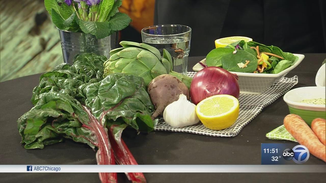 Nutrition expert shares advice for a healthier 2017