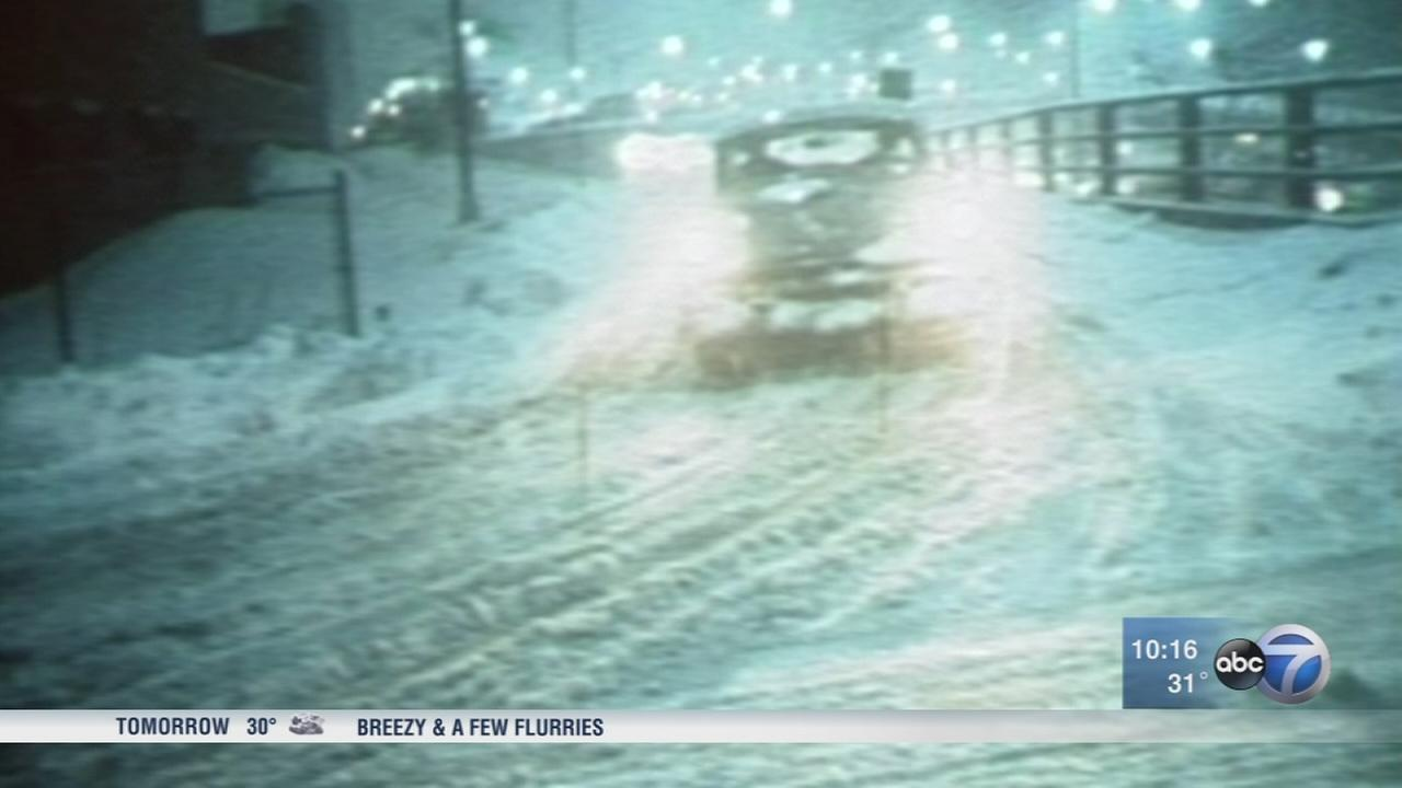 1967 blizzard: Nearly 2 ft. of snow falls on Chicago
