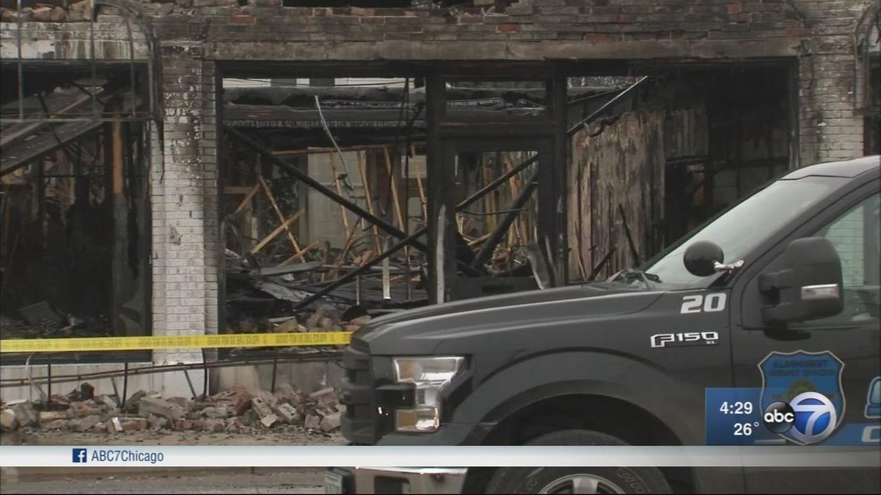 Elmhurst bridal shop owners vow to help customers after devastating fire