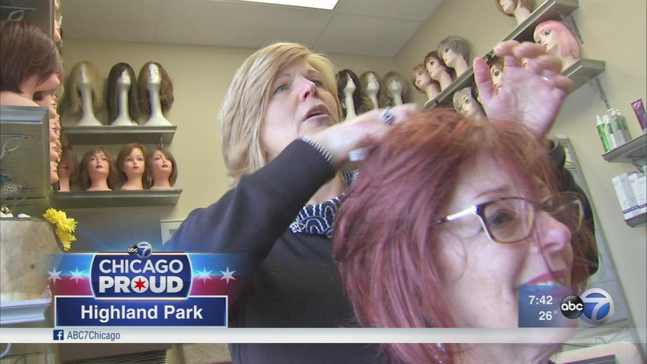 Hairstylist passionate about giving people with hair loss hope