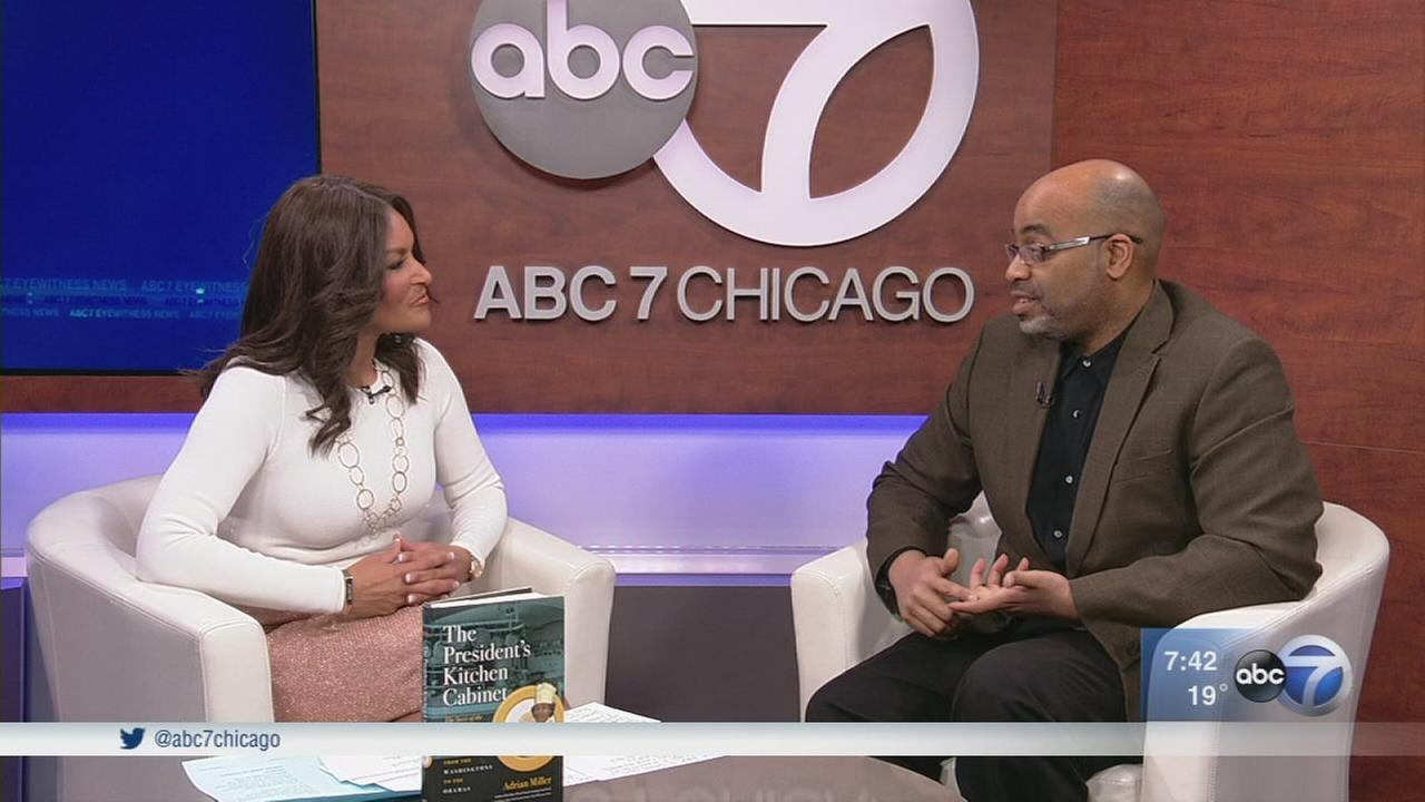 Adrian Millers The Presidents Kitchen Cabinet Abcchicagocom - Kitchen cabinet president