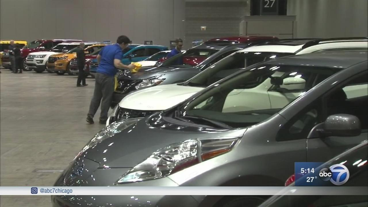 Chicago Auto Show Opens Saturday At McCormick Place - Mccormick place car show
