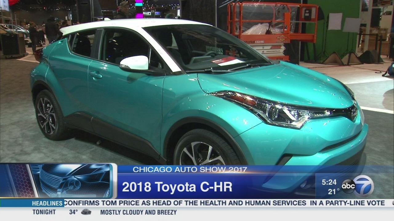 Chicago Auto Show 2017: Subcompact SUVs