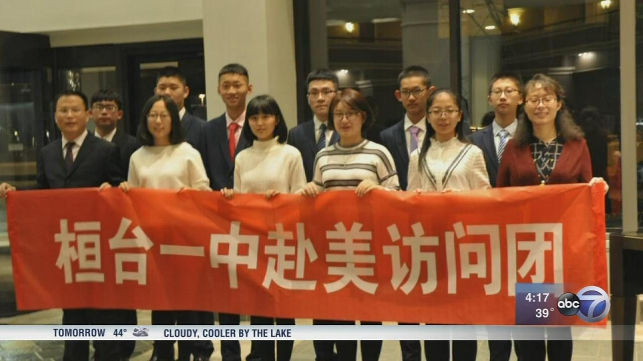 Program aims to get more foreign students to DuPage Co.