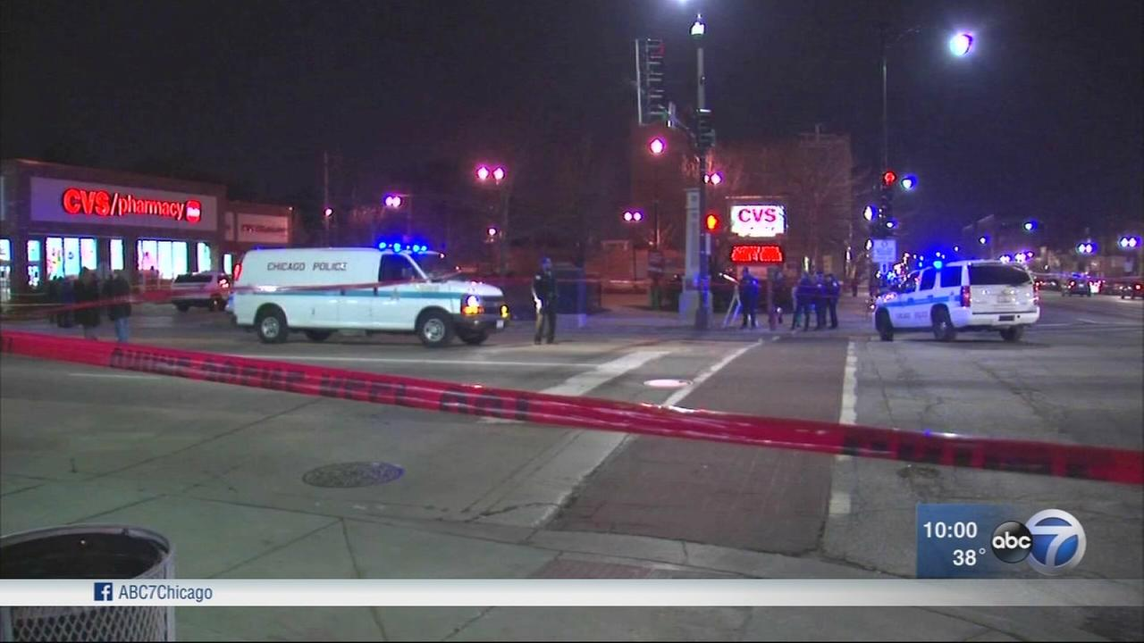 Woman killed in police-involved shooting in North Center