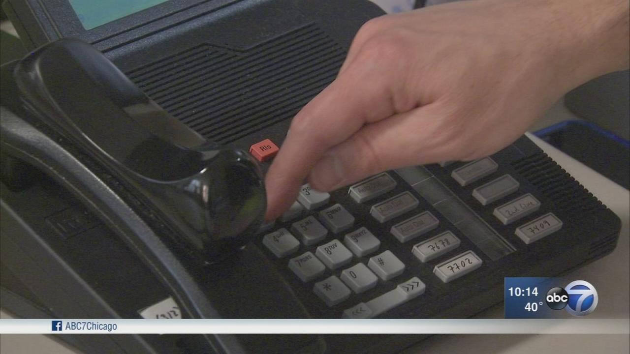 Mystery Voicemails about ComEd bills to another companys sales pitch