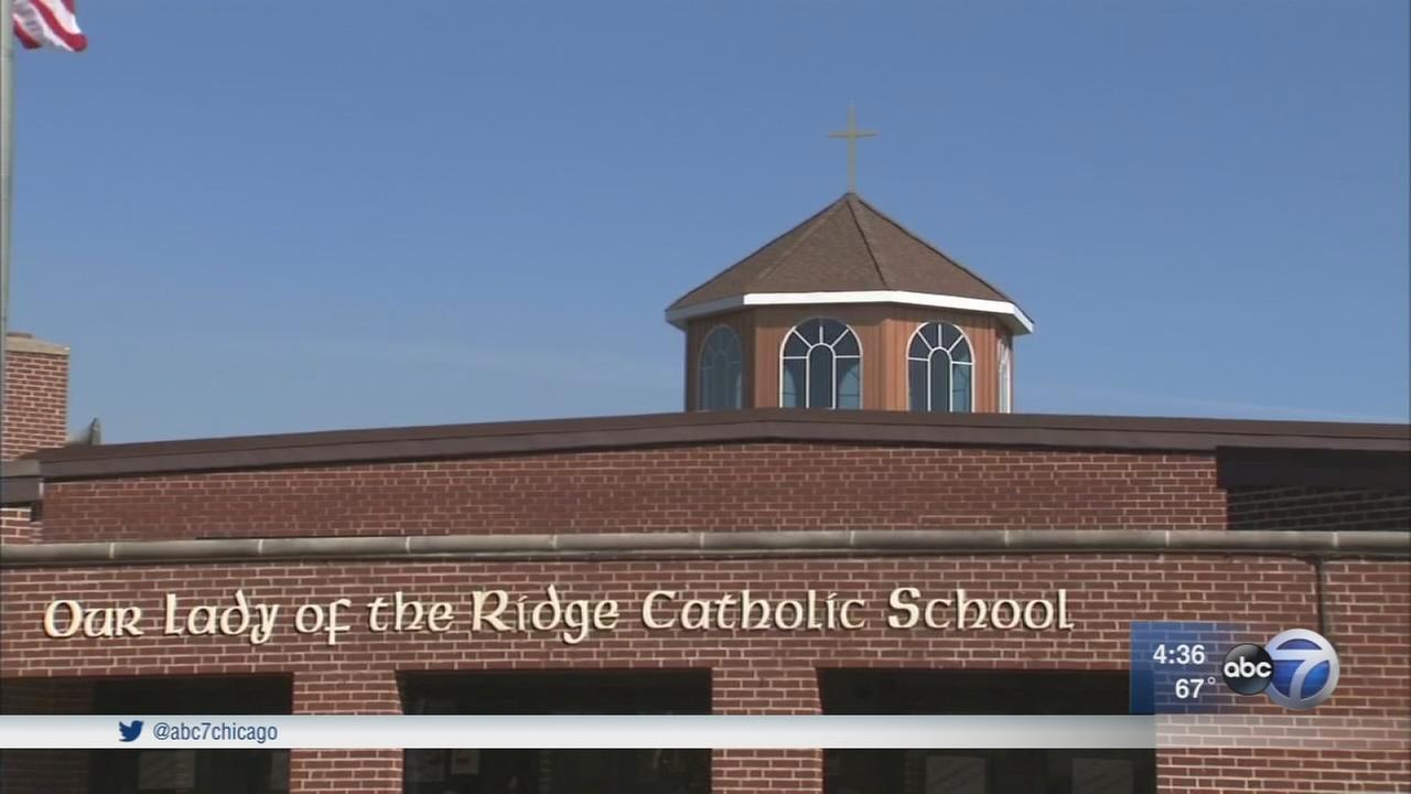 Our Lady of the Ridge raises money