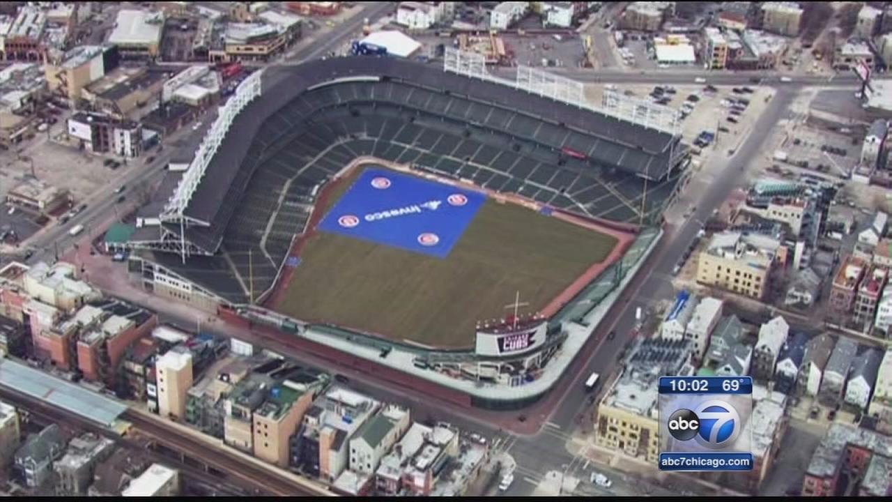 Wrigley Field renovations given green light