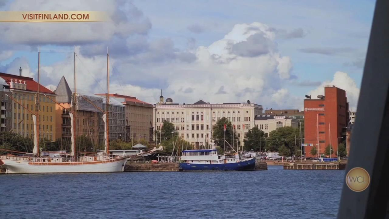 Win a trip to Finland