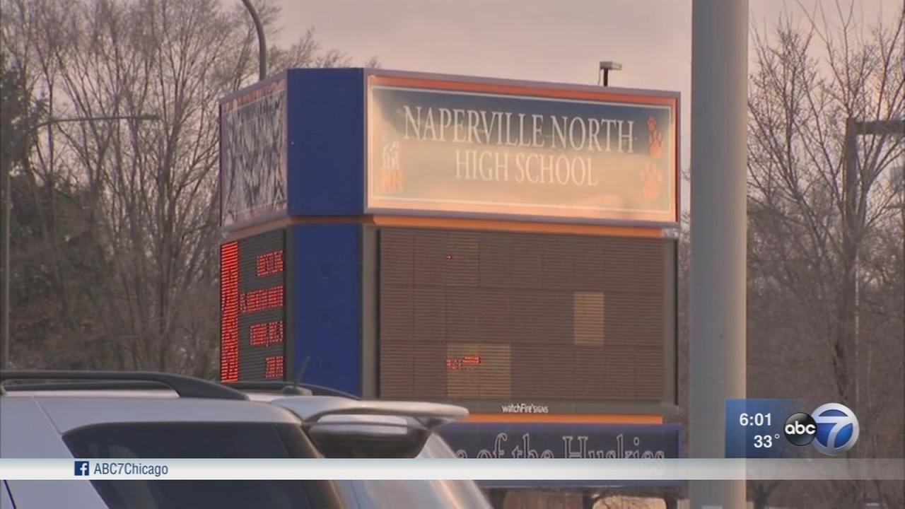 Naperville high school investigating video of students using racial slurs