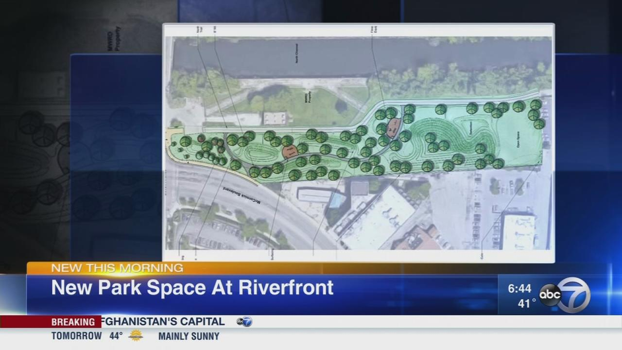 More riverfront park space coming to West Ridge