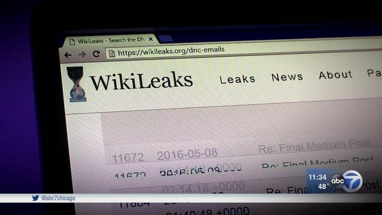 Federal criminal probe being opened into WikiLeaks publication of CIA documents