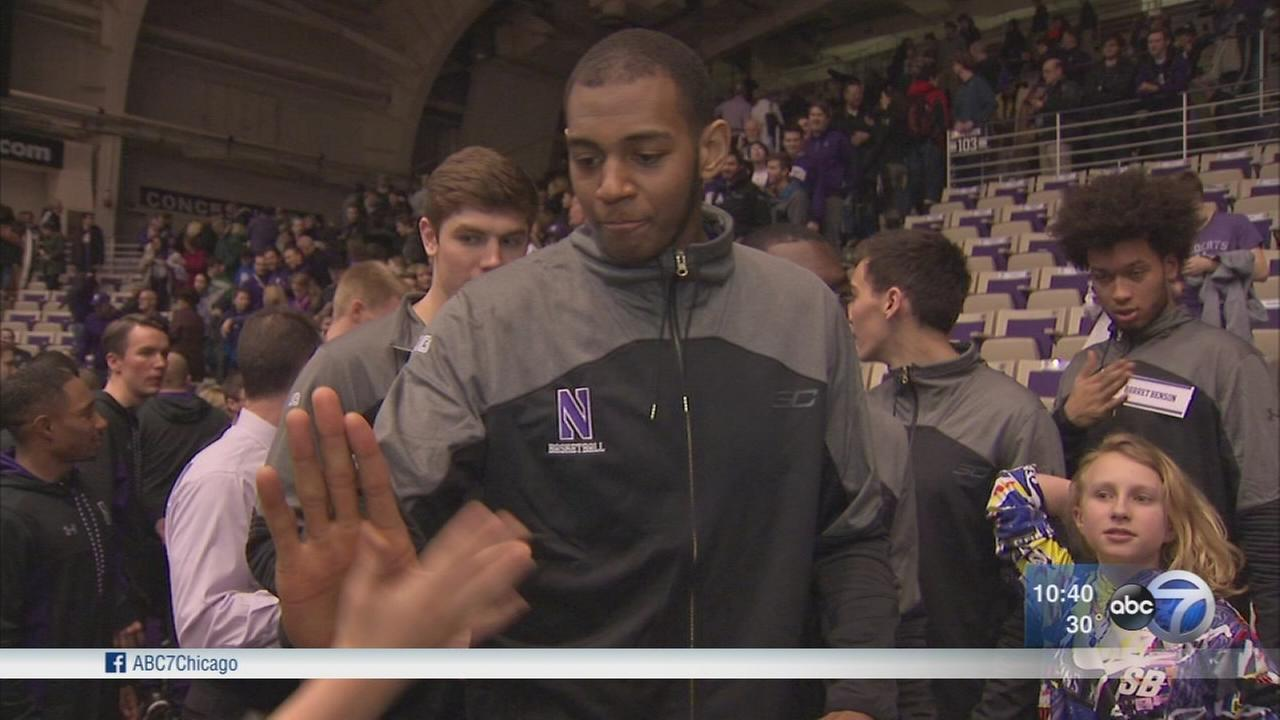 Northwestern Wildcats ready for NCAA tournament