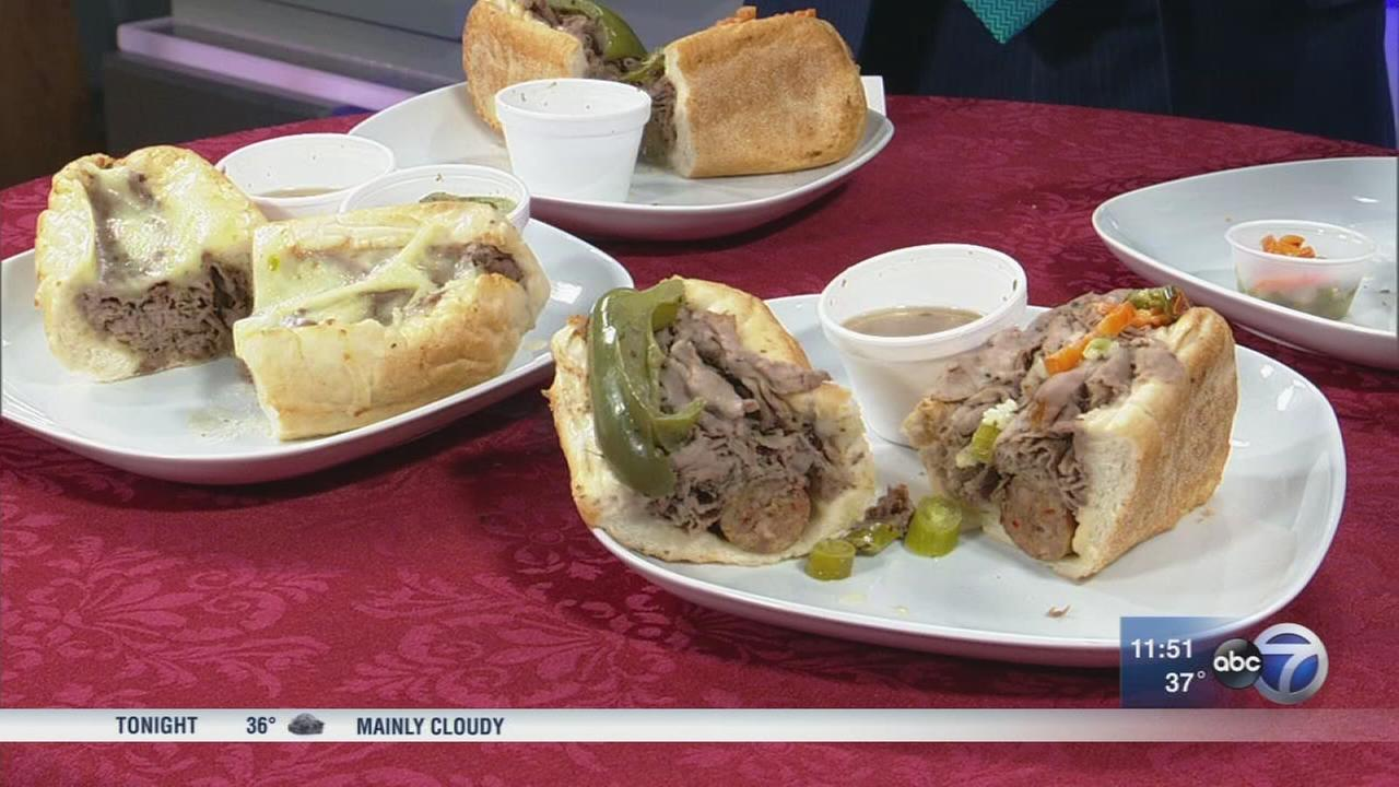 Lakeview restaurant puts twist on traditional Italian beefs