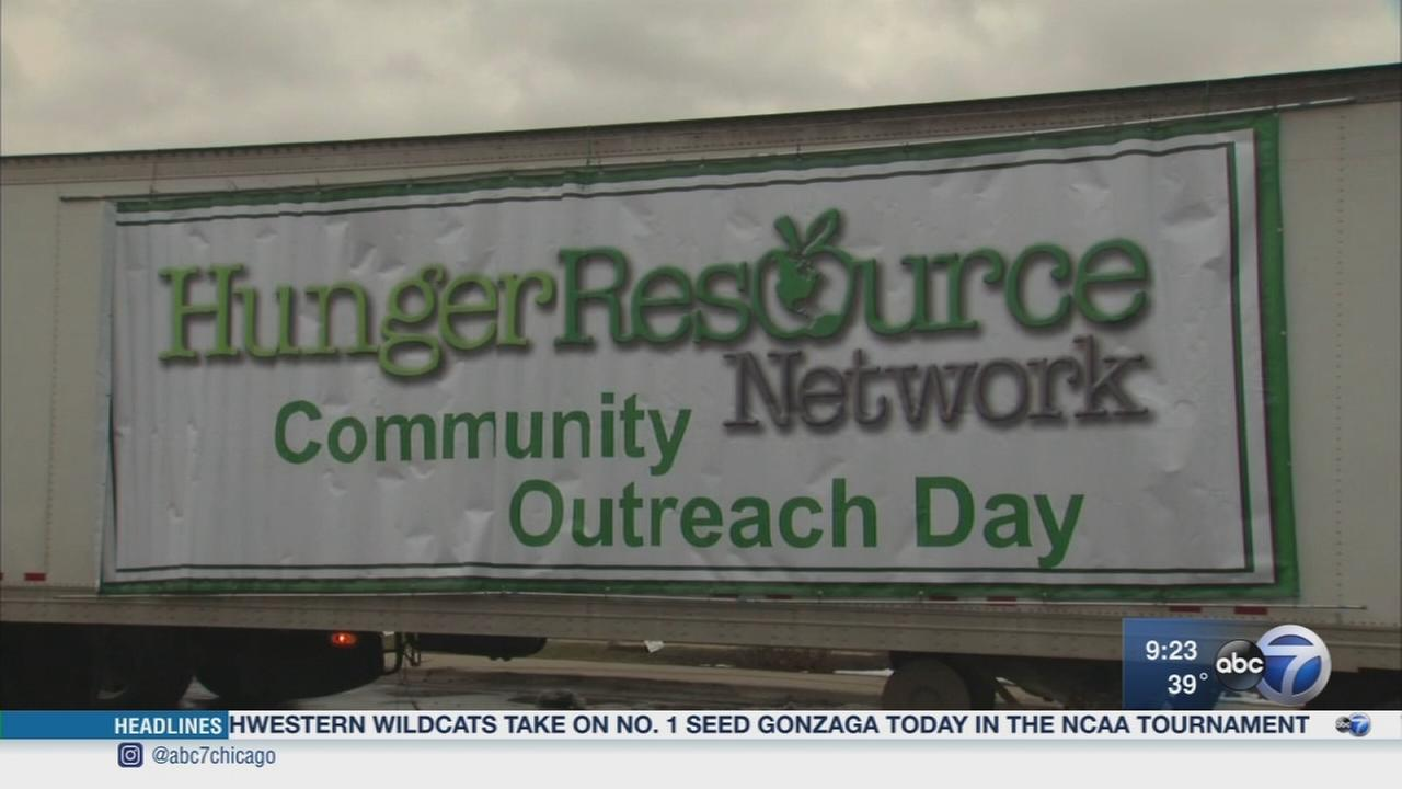Hunger Resource Network hosts Community Outreach Day