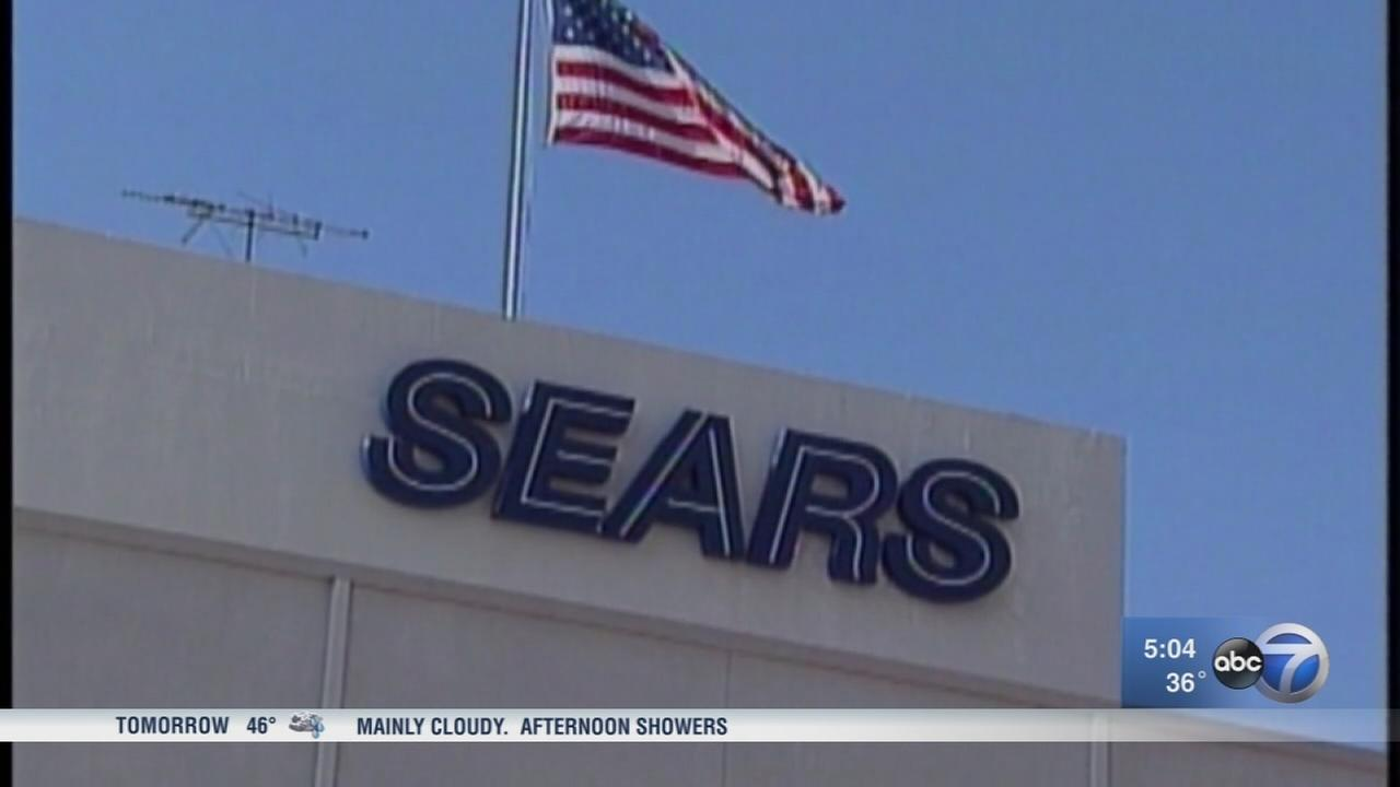 Sears has substantial doubt about its future