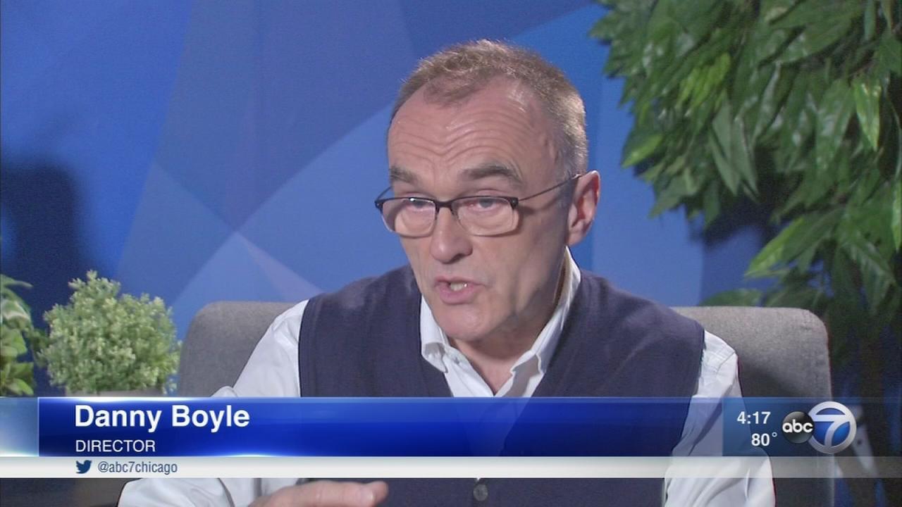 Danny Boyle talks T2 Trainspotting