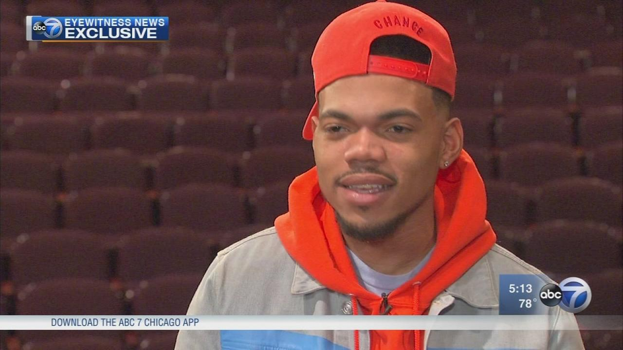 Exclusive interview with Chance the Rapper