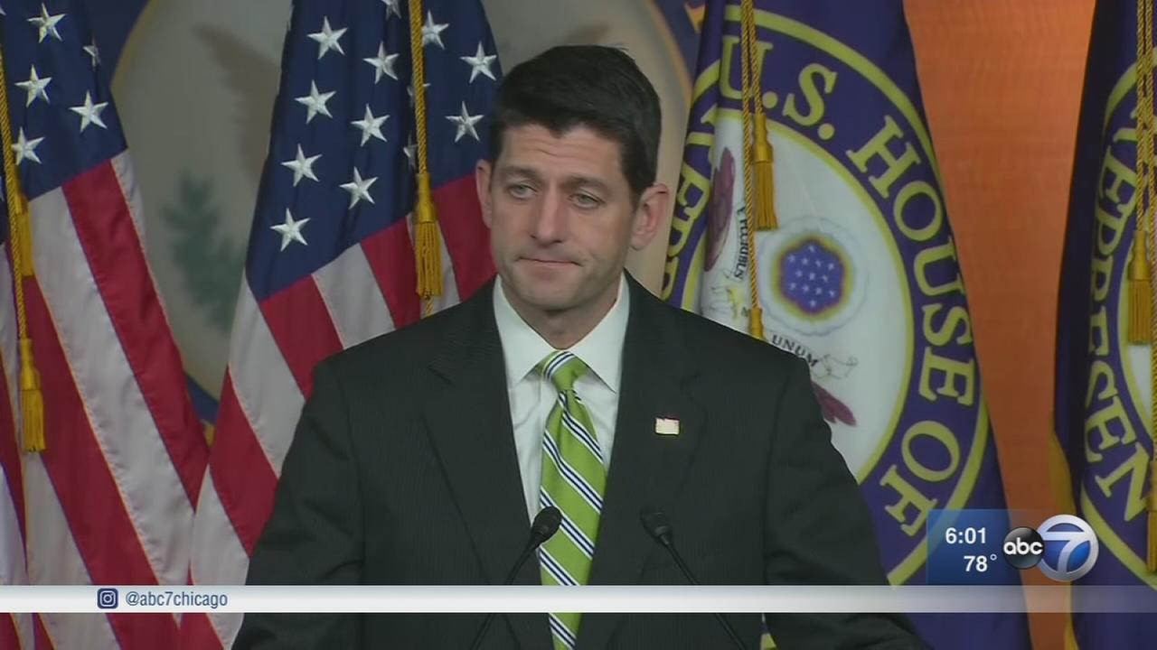 Republican health care bill fails, pulled from floor before vote