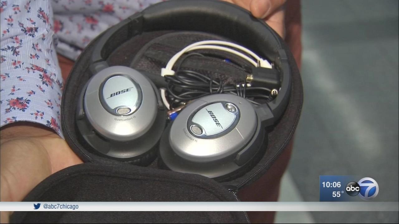 Electronics ban on international flights in effect