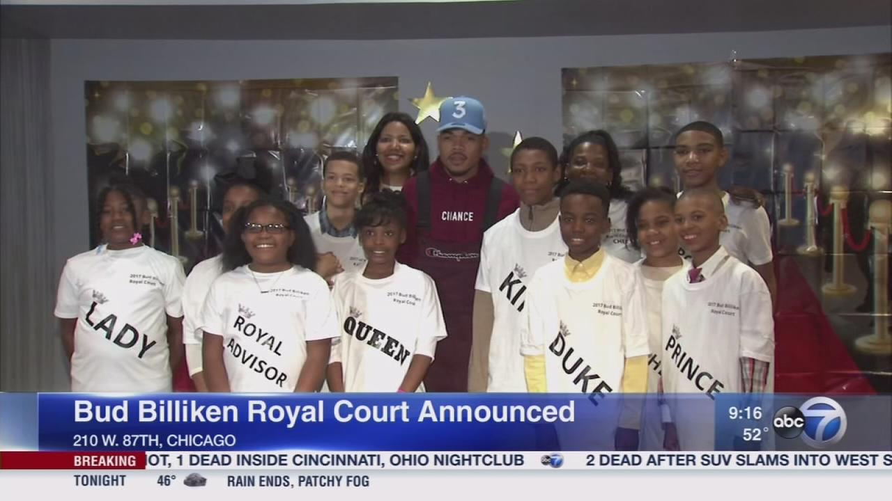 Chance the Rapper announces Biliken Parade Court